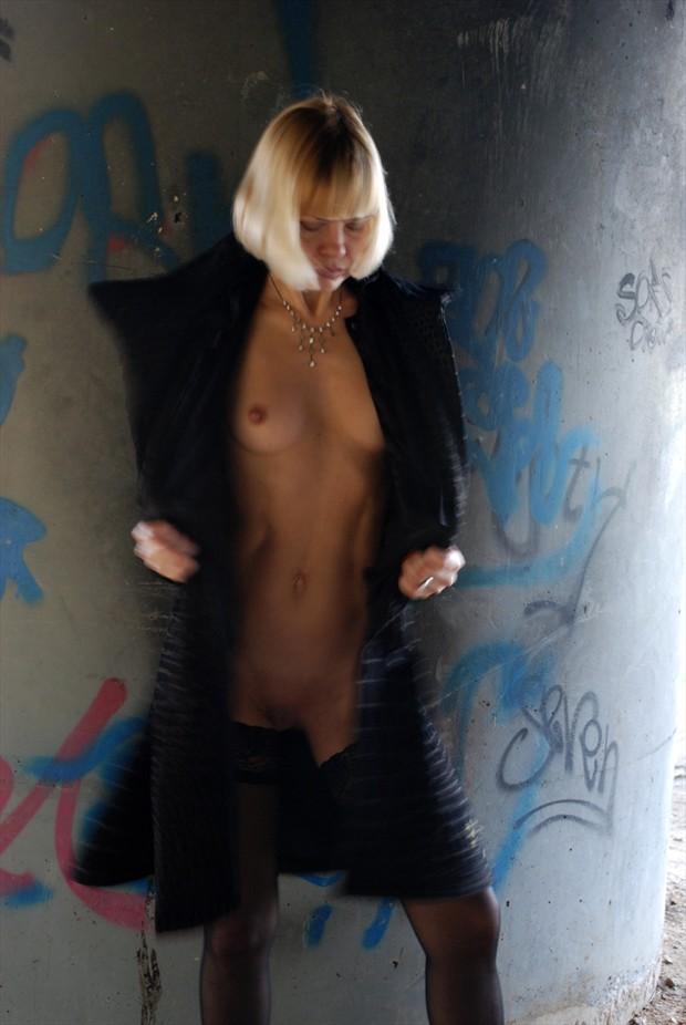 Erotic Fashion Photo by Model Lanatrelana