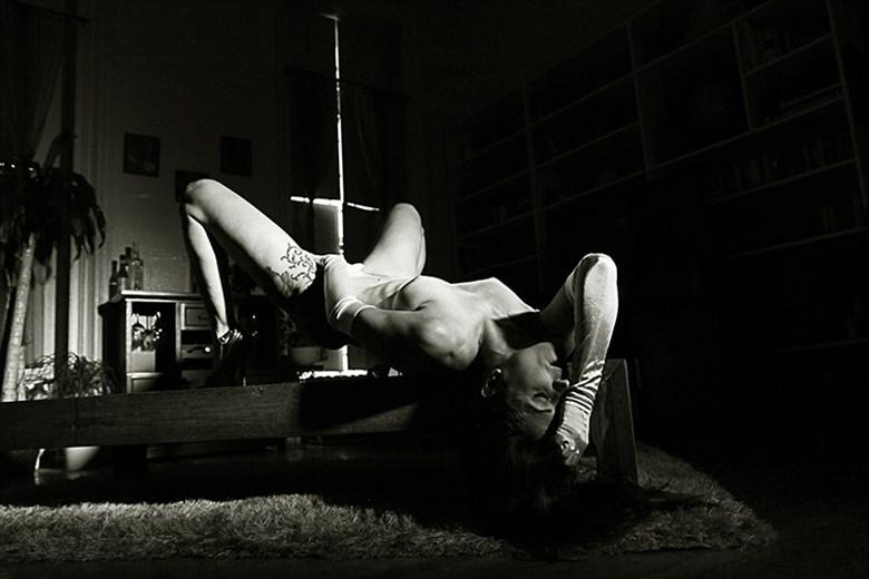 Erotic Fetish Artwork by Model Autumn Bodell