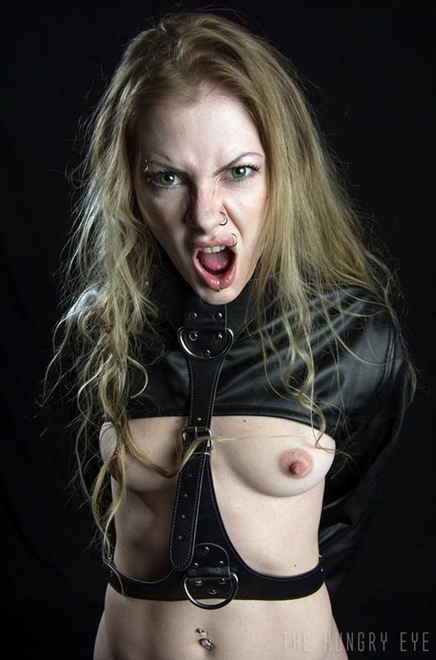 Erotic Fetish Photo by Model Kseniia