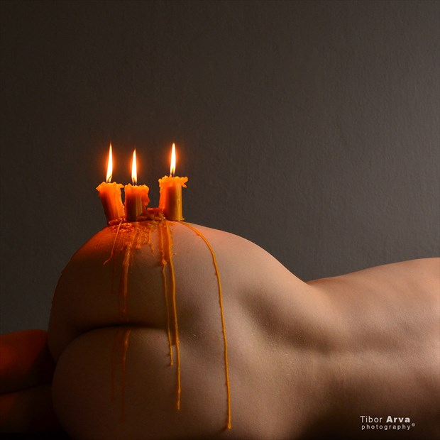 Erotic Fetish Photo by Photographer Tibor Arva