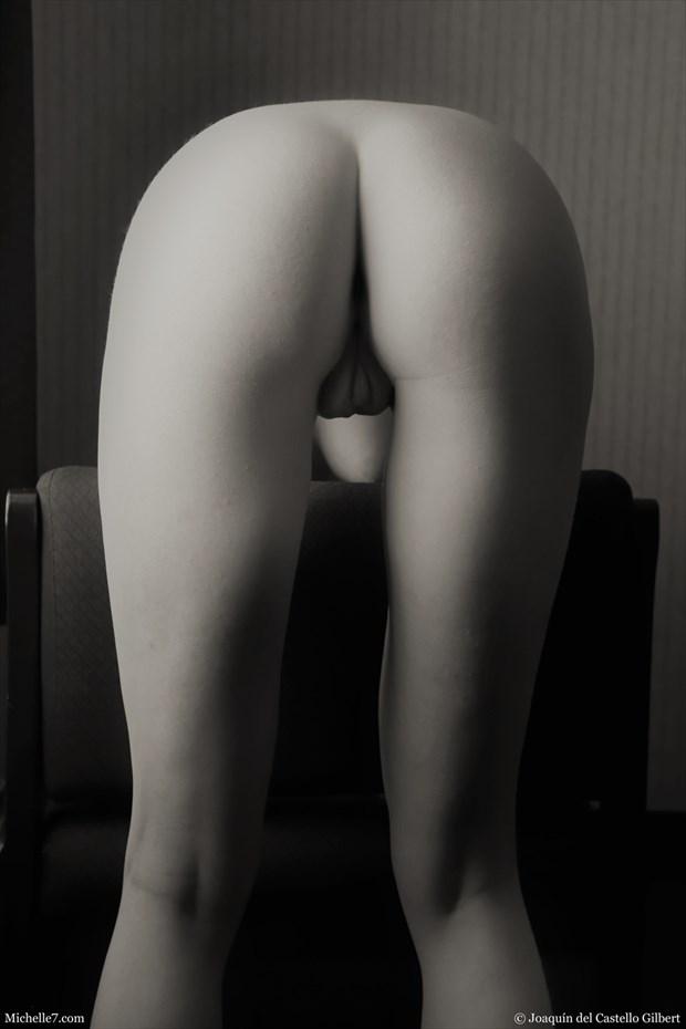 Erotic Figure Study of Kajira Artistic Nude Photo by Photographer Michelle7.com
