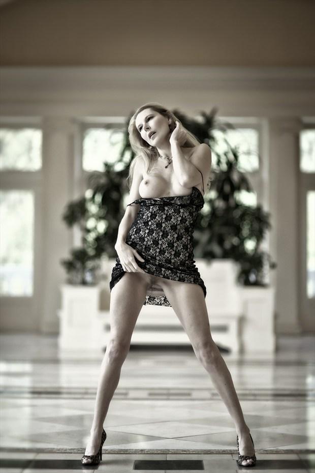 Erotic Photo by Model Savannah Costello