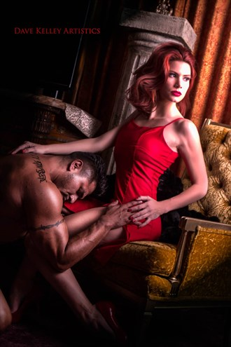 Erotic Sensual Photo by Model James Xavier