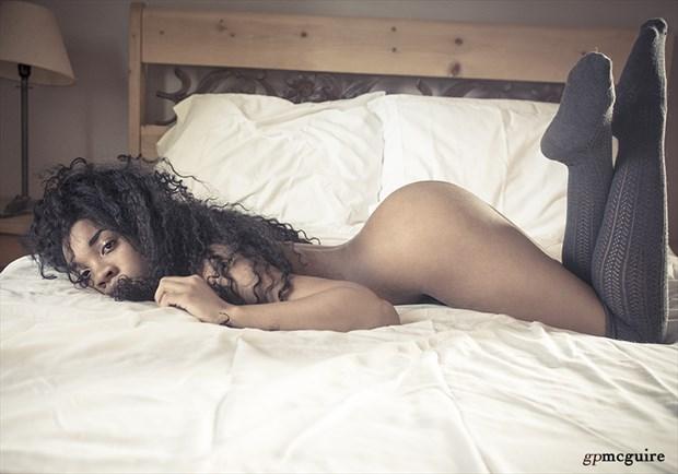 Erotic Sensual Photo by Model Morgan Rose