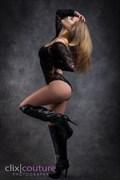 Erotic Studio Lighting Photo by Model Nikki Marie