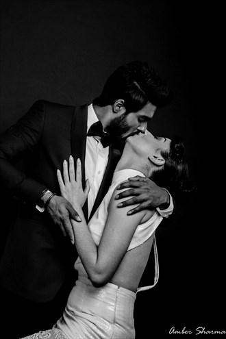 Erotic Vintage Style Photo by Photographer Amber Sharma