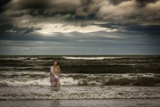 Escape from the Storm Artistic Nude Photo by Photographer Rascallyfox