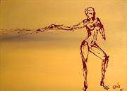 Essence Artistic Nude Artwork by Artist artistGENE