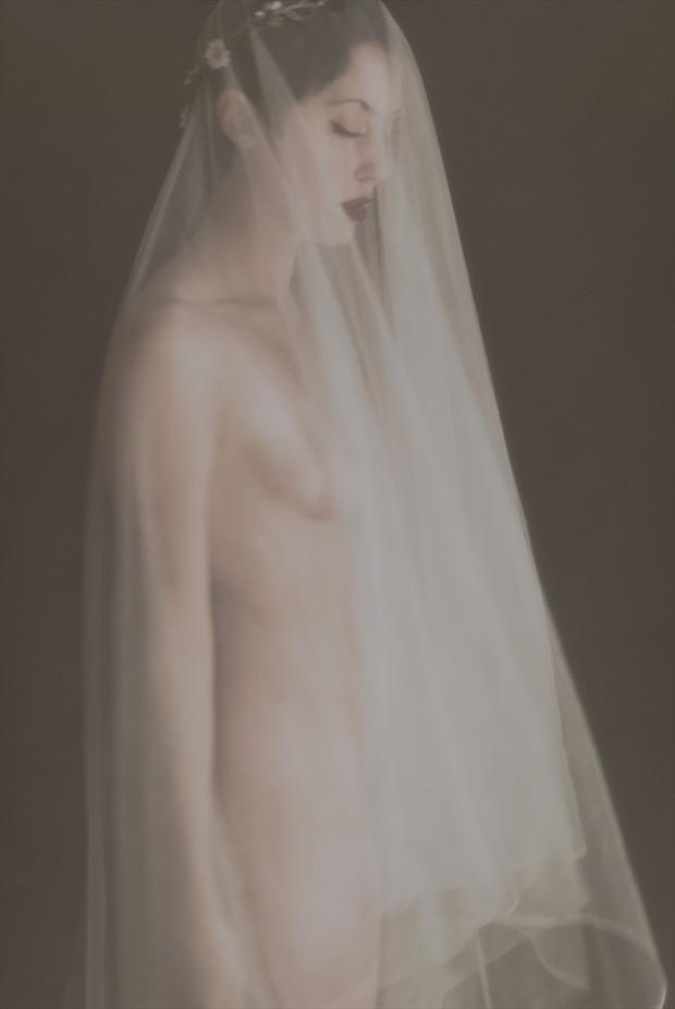 Ethereal Artistic Nude Photo by Model Ammalynn