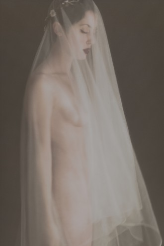 Ethereal Artistic Nude Photo by Model Ammalynn