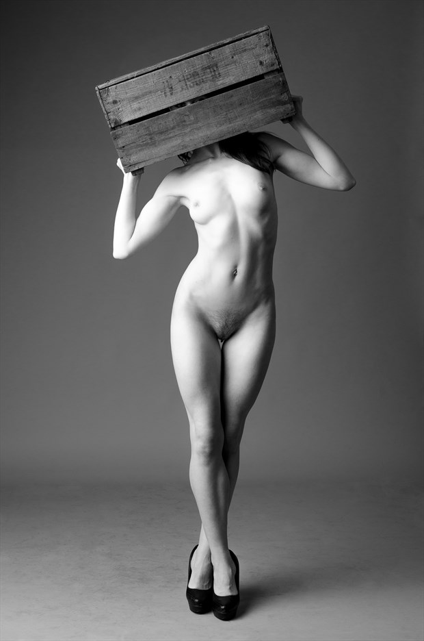 Eva Evian Artistic Nude Photo by Photographer AndyD10