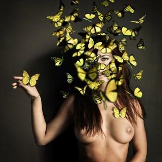 Evanescence No. 2 Erotic Photo by Photographer J. F. Novotny