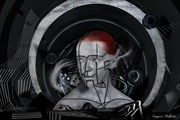 Evangeline Surreal Artwork by Artist 3ddream