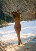 Evening Glow Artistic Nude Photo by Model Rayne O'Reilly