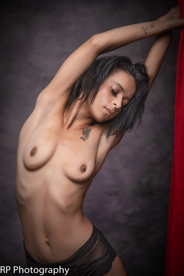 Evening Stretch Artistic Nude Photo by Photographer PhotoRP
