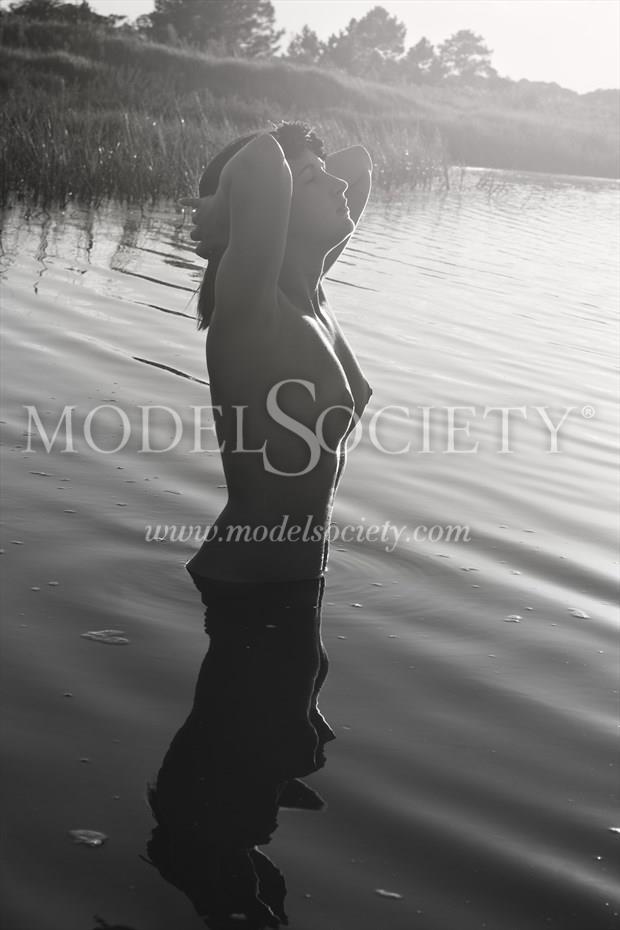 Evening Swim Artistic Nude Photo by Photographer Constantine Studios