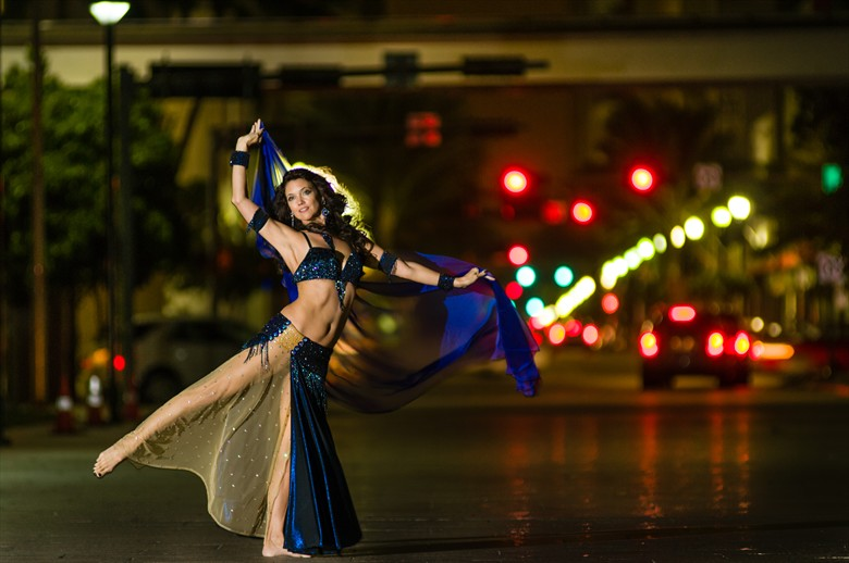 Evening in Miami Glamour Photo by Photographer RobertS