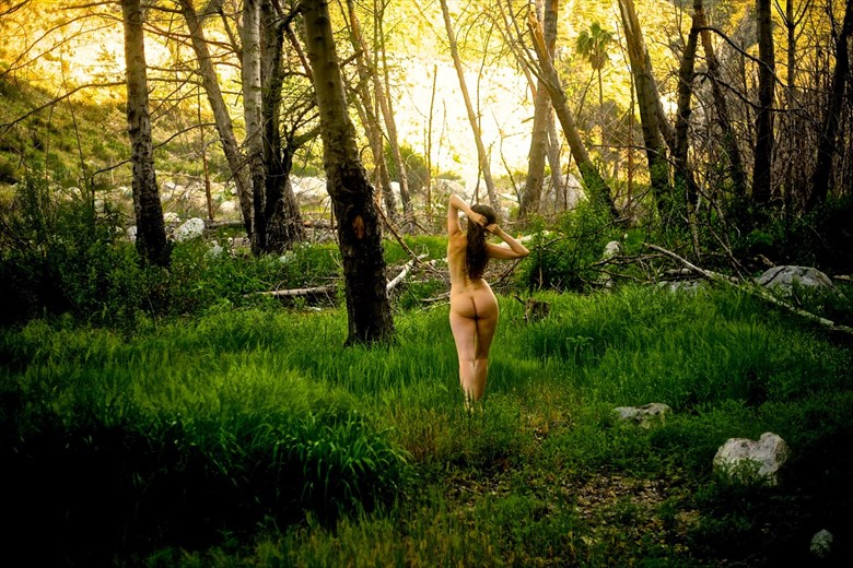 Everything The Sun Touches Is Yours Artistic Nude Photo by Photographer Muse Evolution Photography