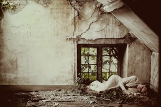 Everything is Broken Surreal Photo by Photographer scottmorgan