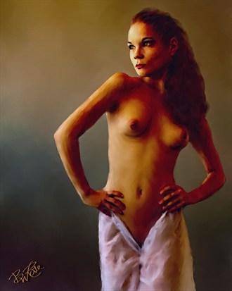 Exaltation Digital Artwork by Artist BWRgrafix