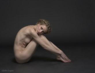 Expectation Artistic Nude Photo by Photographer John Logan