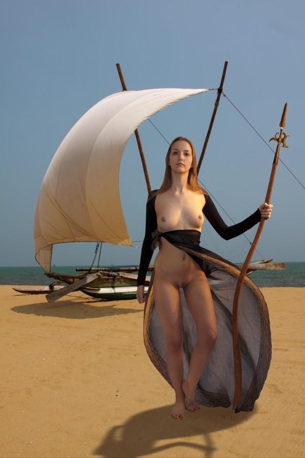 Explorer Artistic Nude Photo by Photographer Douglas Ross