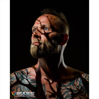 Expressive Portrait Photo by Model Elis_Kvistad