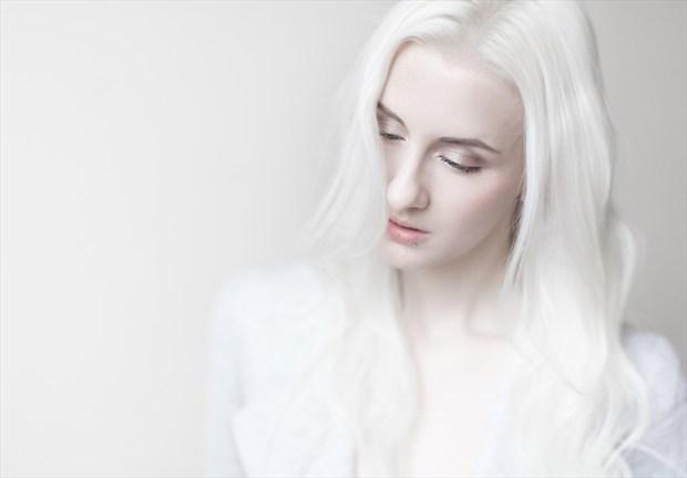 Expressive Portrait Photo by Model Ryann S
