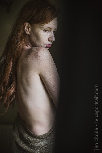 Expressive Portrait Photo by Model chrissiered