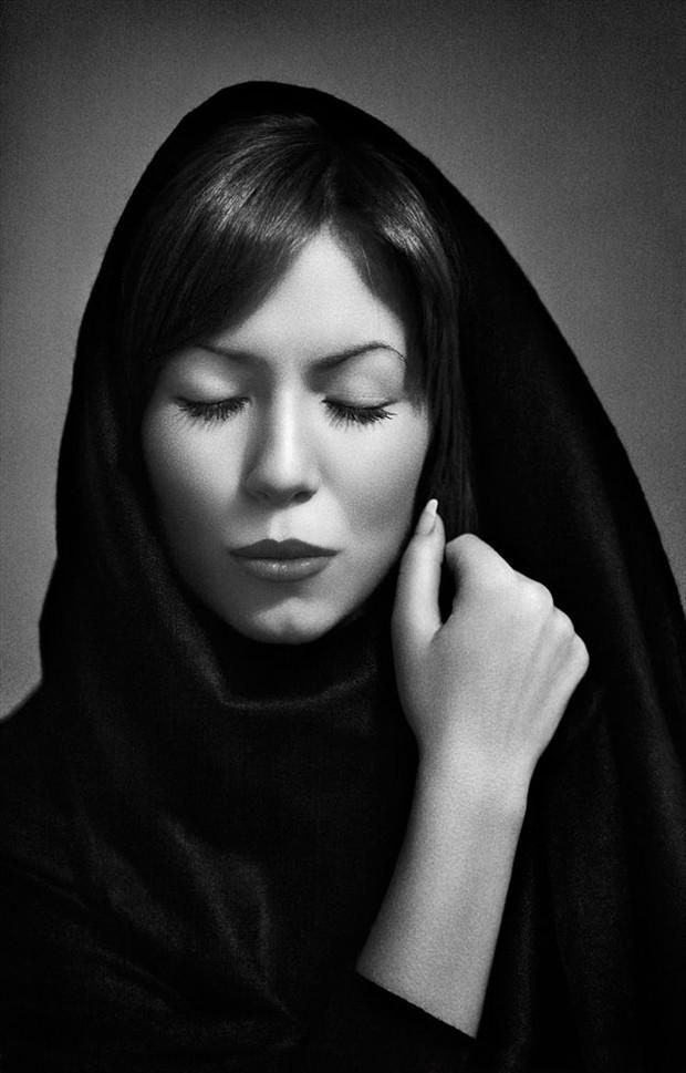 Expressive Portrait Photo by Photographer Imants Silkans