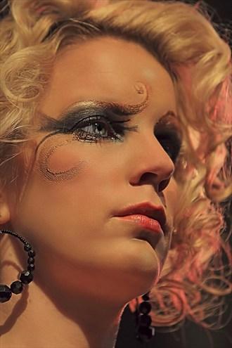 Expressive Portrait Photo by Photographer SteveT