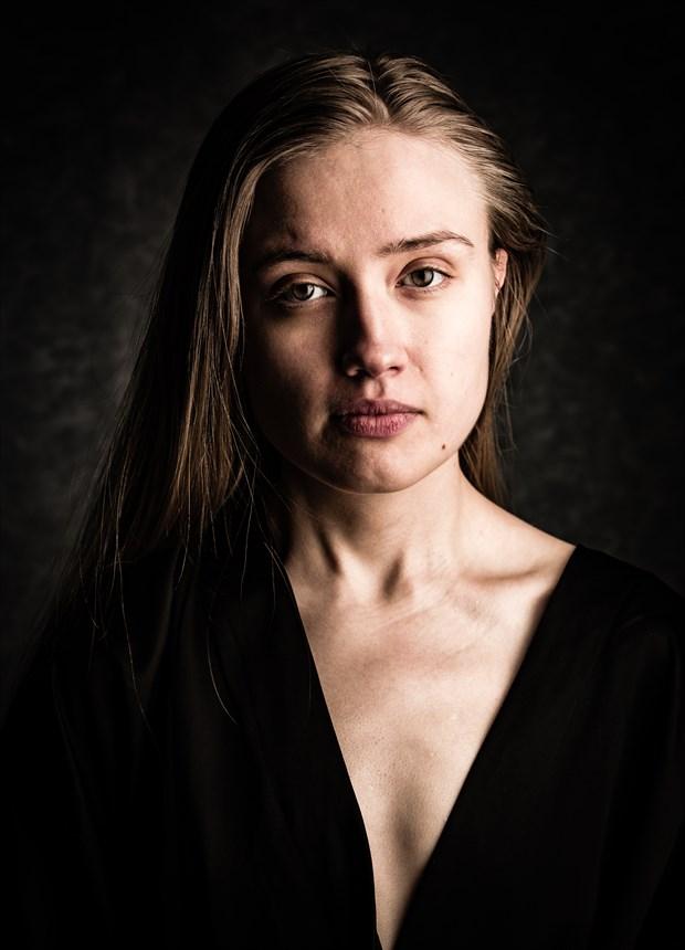 Expressive Portrait Photo by Photographer Xander
