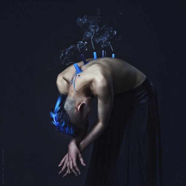 Extinction Artistic Nude Photo by Photographer Natalia Drepina