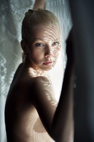 Eyes Artistic Nude Photo by Photographer Pavel Ryzhenkov