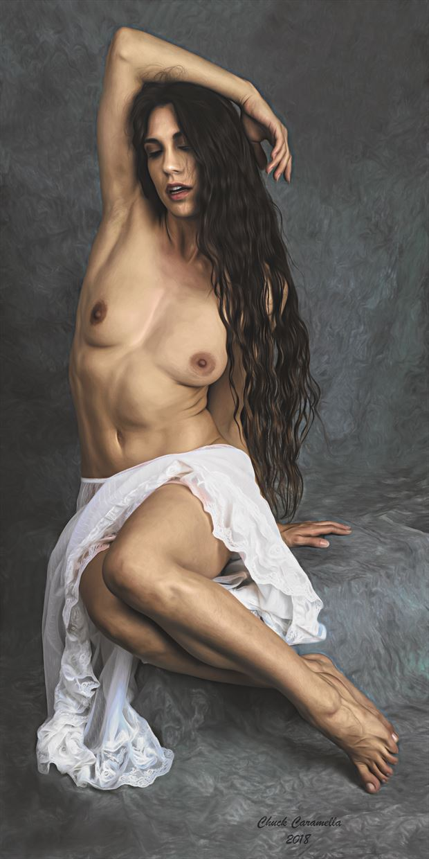 FREE  ... Artistic Nude Artwork by Artist NITROUS