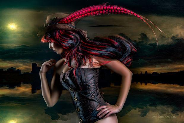 Fair feather friend Cosplay Photo by Photographer Dave Kelley Artistics