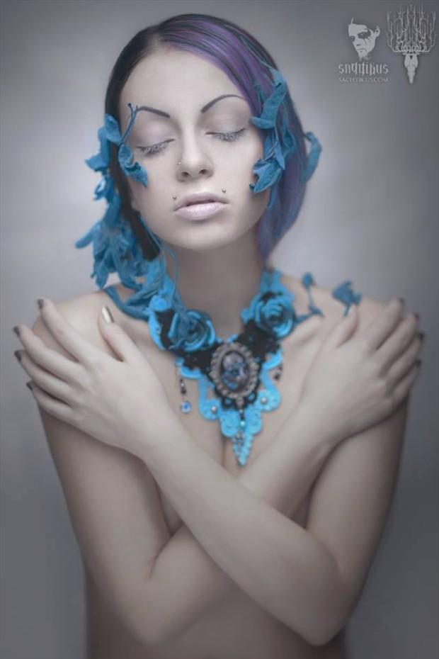 Fairytale II Fantasy Photo by Model Ewel