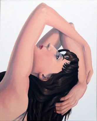 Faith Artistic Nude Artwork by Artist TEL