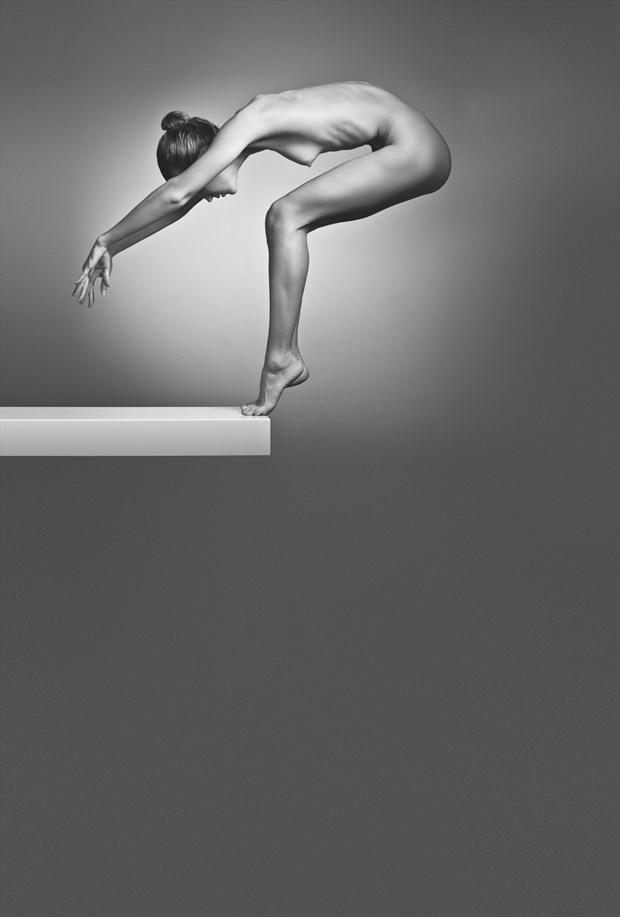 Faith Artistic Nude Photo by Photographer silverlight