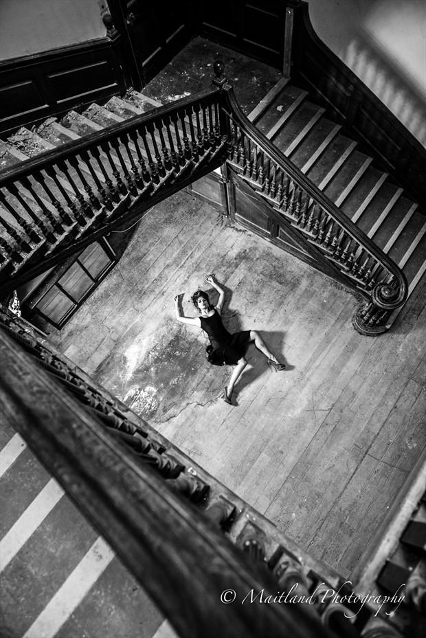 Fallen Alternative Model Photo by Photographer Stephen Maitland