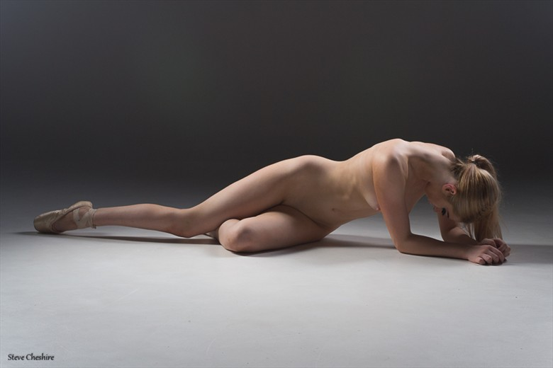 Fallen Angel Artistic Nude Photo by Photographer Slim