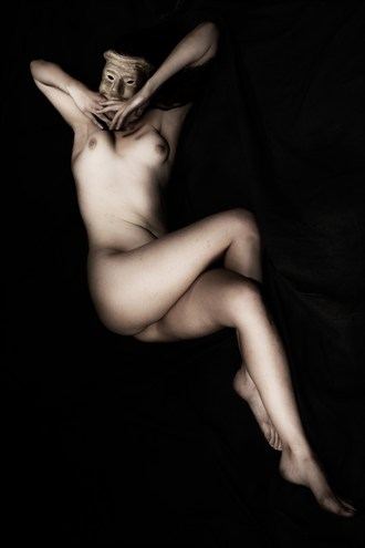 Falling Artistic Nude Photo by Photographer Studio208