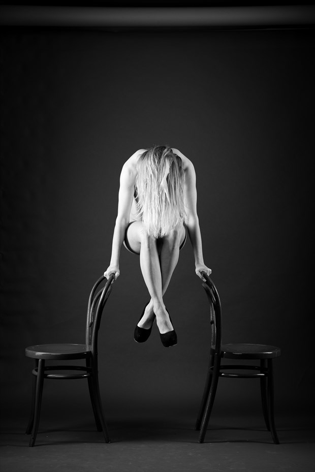 Fanny Artistic Nude Photo by Photographer AndyD10