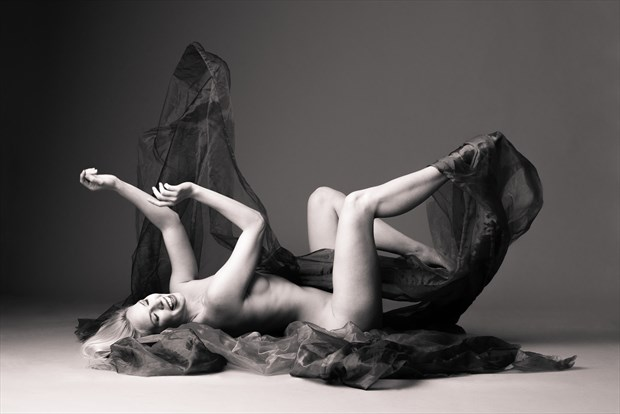 Fanny Muller Sensual Photo by Photographer AndyD10