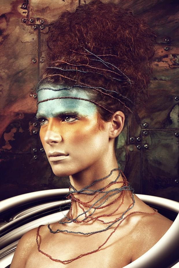 Fantasy Alternative Model Artwork by Model Rebecca Norden
