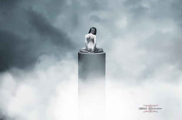 Fantasy Alternative Model Artwork by Photographer Christian Melfa