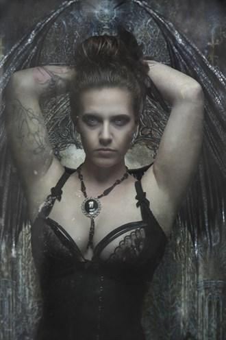 Fantasy Alternative Model Photo by Model Modeljordansin