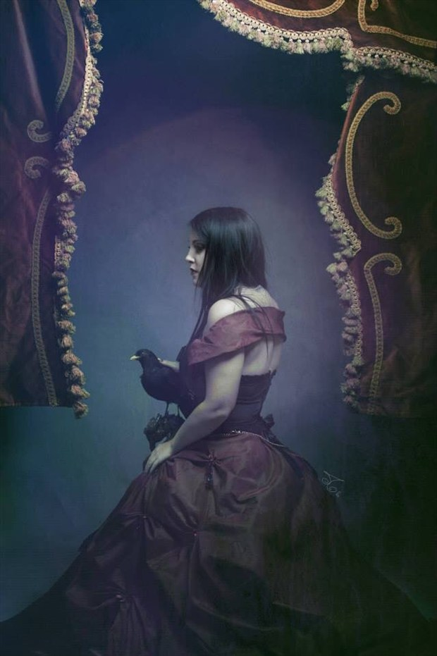 Fantasy Alternative Model Photo by Model Pocket Girl
