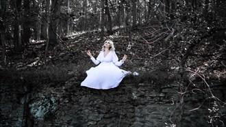 Fantasy Alternative Model Photo by Photographer X. Alejandro Photos