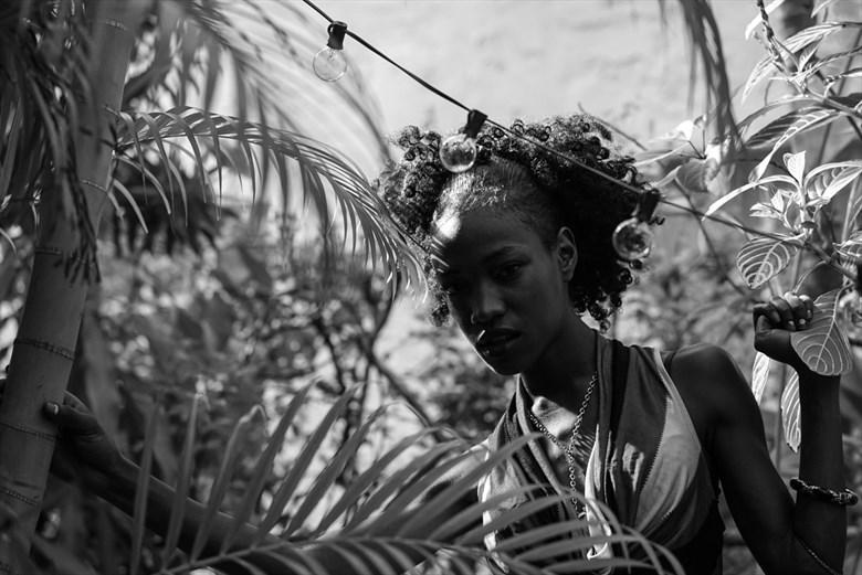 Fantasy Close Up Photo by Model Haitianbratt